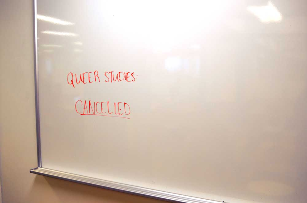 What do they teach in Women's Studies courses?