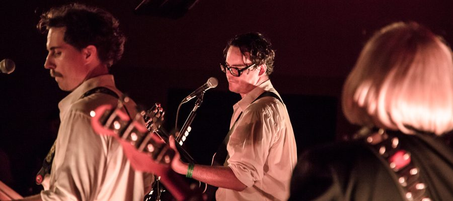 Pigeon Phat plays Piccolo Rialto at Passovah 2014