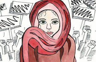 Muslim women face the patriarchy from all sides