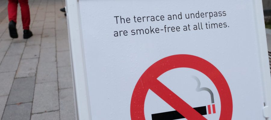 The University deliberates a campus-wide smoking ban.
