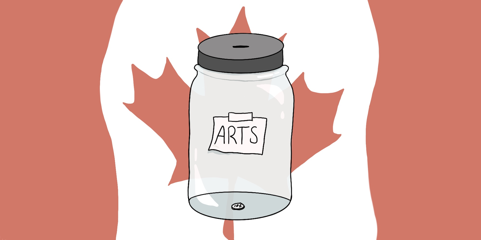 Another Nickel in the Arts Funding Jar