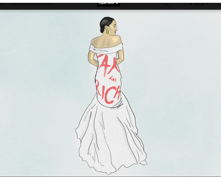 On AOC's Met Gala Dress - The McGill Daily - The McGill Daily